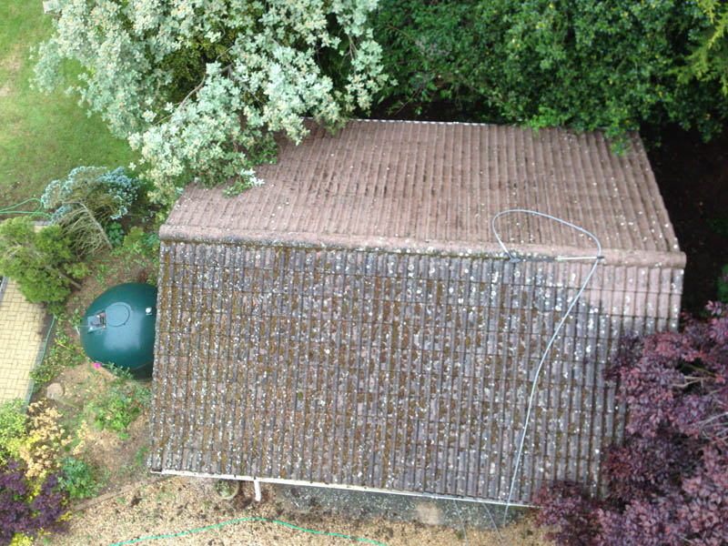 Roof Moss Removal Norwich I E Roof Tile Cleaning Norfolk
